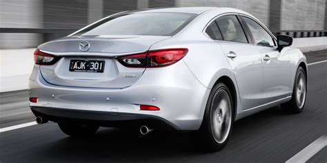 Review Mazda 6 by 2017 Mazda 6 Review Caradvice