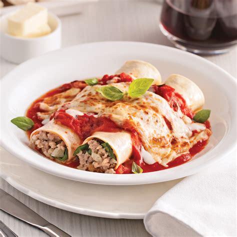 cuisine veau cannellonis au veau recettes cuisine et nutrition