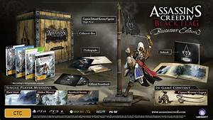 Assassin's Creed IV: Black Flag Collector's Editions ...