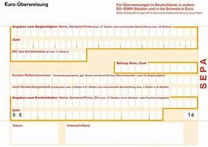 Bic Berechnen Durch Iban : frage mal zu sepa iban bic und co ~ Themetempest.com Abrechnung