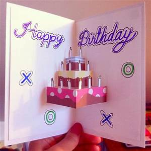 DIY Birthday Cards and Decorations DIY Craft Projects
