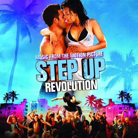 Various Artists  Step Up Revolution  Music From The