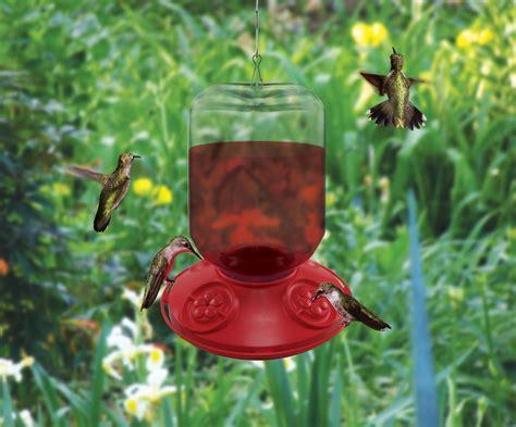 dr jbs oz red hummingbird feeder