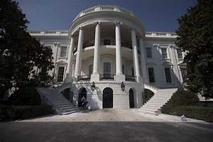 White House renovation photos released