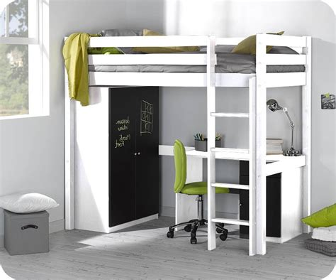 lit mezzanine armoire bureau lit mezzanine armoire bureau armoire idées de