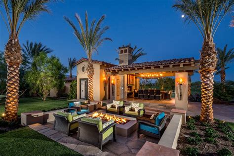 Kitchen And Bath Remodeling Ideas - sunken sitting area patio mediterranean with lawn traditional outdoor dining set covers