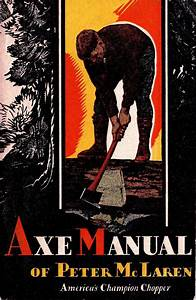 The Axe Manual Of Peter Mclaren