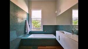 Badezimmer Farbe Statt Fliesen : fliesen farbe und glanz in die moderne badezimmer youtube ~ Michelbontemps.com Haus und Dekorationen