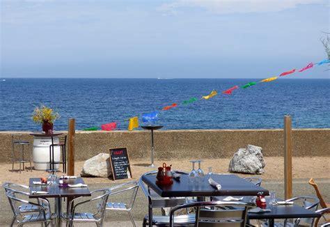 avenue de la chambre d amour anglet restaurants vue mer au pays basque