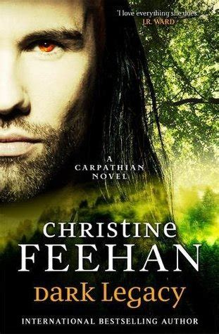dark legacy dark   christine feehan reviews