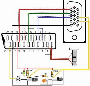 Video Cable Schematics