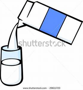 Cup clipart glass milk - Pencil and in color cup clipart ...