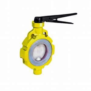 Teflon Lined Butterfly Valves At Rs 2520  Piece