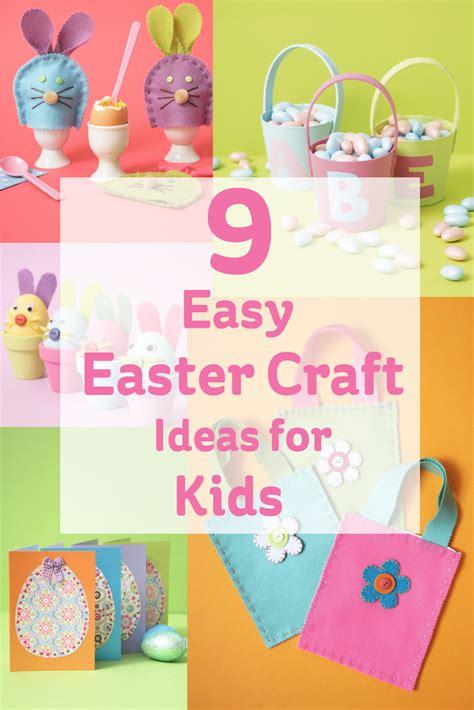 easy easter craft ideas  kids hobbycraft blog