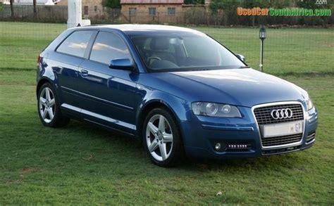 2006 Audi A3 2.0t Dsg Used Car For Sale In Pretoria