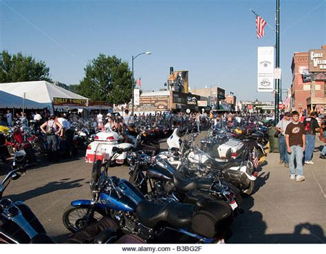 Sturgis Motorcycle Rally Stock Photos & Sturgis Motorcycle