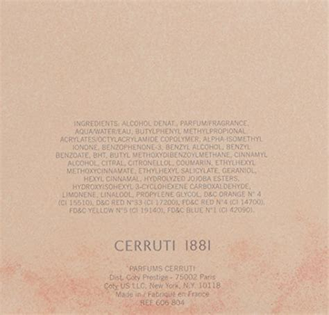 cerruti 1881 femme eau de toilette 100 ml at shop ireland