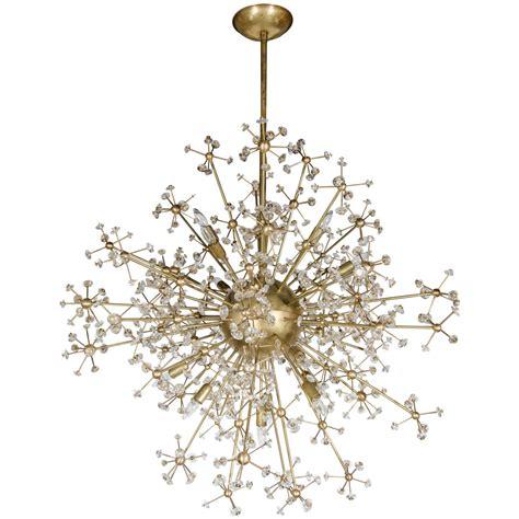 stunning mid century modern sputnik chandelier with murano