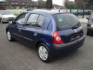 Clio 2 2003 : 2003 renault clio 1 2 16v authentique 5 door good condition car photo and specs ~ Medecine-chirurgie-esthetiques.com Avis de Voitures