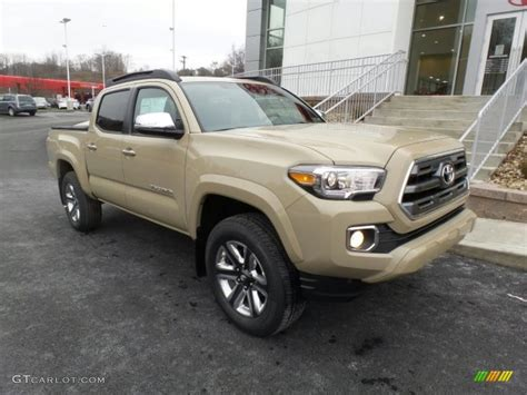quicksand toyota tacoma limited double cab