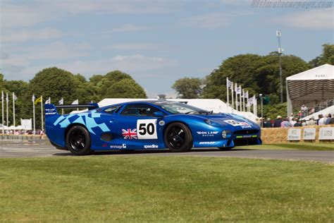 Jaguar XJ220 - Entrant: Don Law Racing - Driver: Justin ...