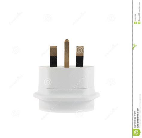 eu uk converter plug adapter isolated royalty stock images