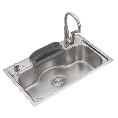 43 inch kitchen sink home kitchen sinks ls110sp 3914