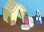 camel tents a tent for abram and sarai who god renamed abraham and