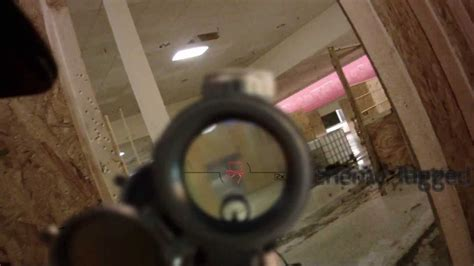 Best First Person Airsoft Camera Angle (red Dot Sight