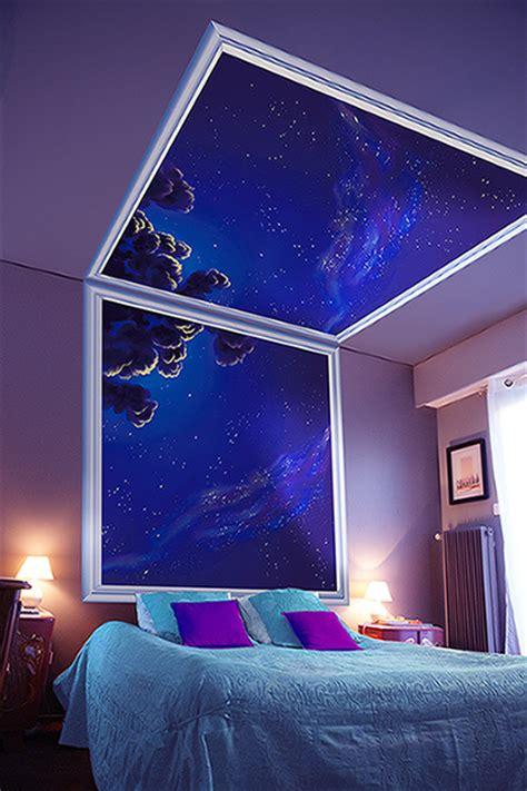 veilleuse chambre à coucher le déco 39 zeuses d 39 un plafond décoré quelle