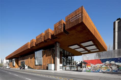 Centro Cultural Gabriela Mistral  Cristián Fernández