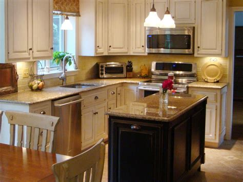 how to a small kitchen island small kitchen design ideas with island the kitchen