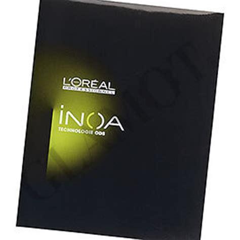 colour chart loreal inoa glamotcom