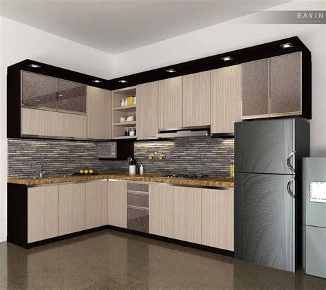 desain kitchen set minimalis hpl  kemanggisan disenos