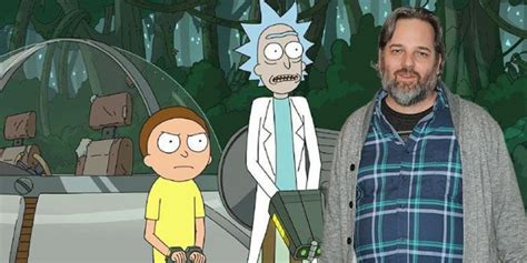 "'rick And Morty' Cocreator Apologizes For ""distasteful"
