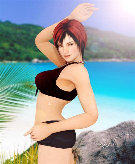 DOA Mila Casual Summer MOD By Mavgoddess On DeviantArt
