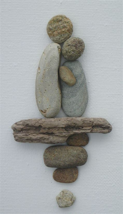 1000 images about diy art kunst stone stein on