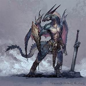 half dragon half man - Google Search | half-dragon ...