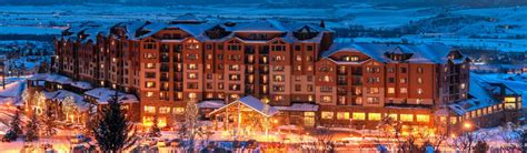 Steamboat Us by The Steamboat Grand Steamboat Usa School Ski Hotels