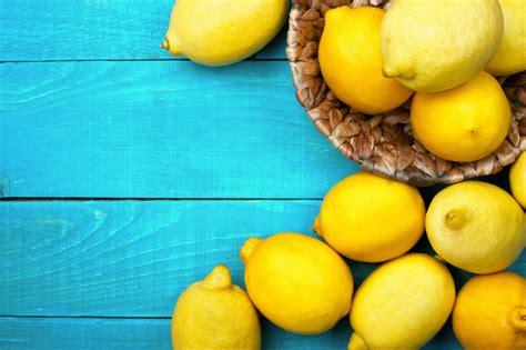 cuisine gastrique le citron l aliment miracle article la marne