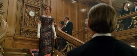 clip  formal meeting   stairs  titanic