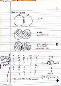 Logic Venn Diagram Conversion