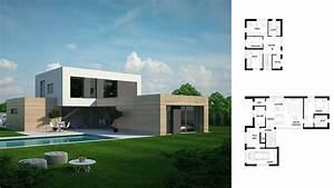 Moderní domy 2017