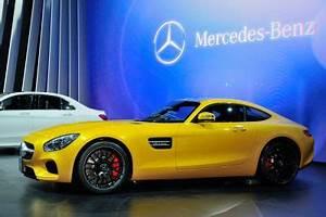 Mercedes Amg Gt Prix : la mercedes amg gt a gagn le prix de voiture la plus performante de l 39 ann e 2015 ~ Gottalentnigeria.com Avis de Voitures