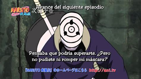 Naruto Shippuden Capitulo 324 Sub Español Avance
