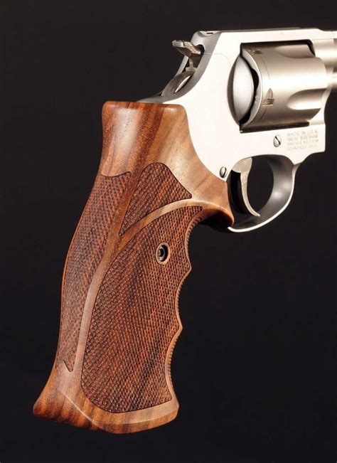karl nill massgriffe special grips  revolvers