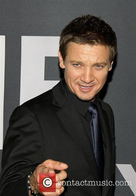 Jeremy Renner The Universal Pictures World Premiere