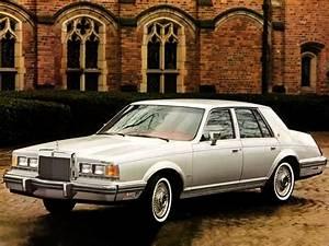Lincoln Continental Specs