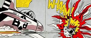 Top 10 Pop Art By Lichtenstein - WallArt101