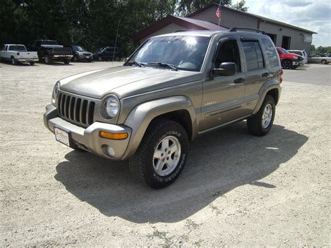liberty jeep 2004 2004 jeep liberty trim information cargurus